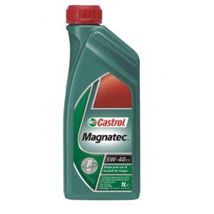 5W40 Castrol Magnatec Professional